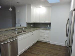 Adam's kitchen after renovation