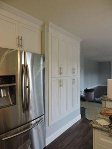 Wilkie kitchen renovation after