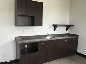 Holdfast - kitchen after renovation