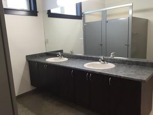 Holdfast - washroom after renovation
